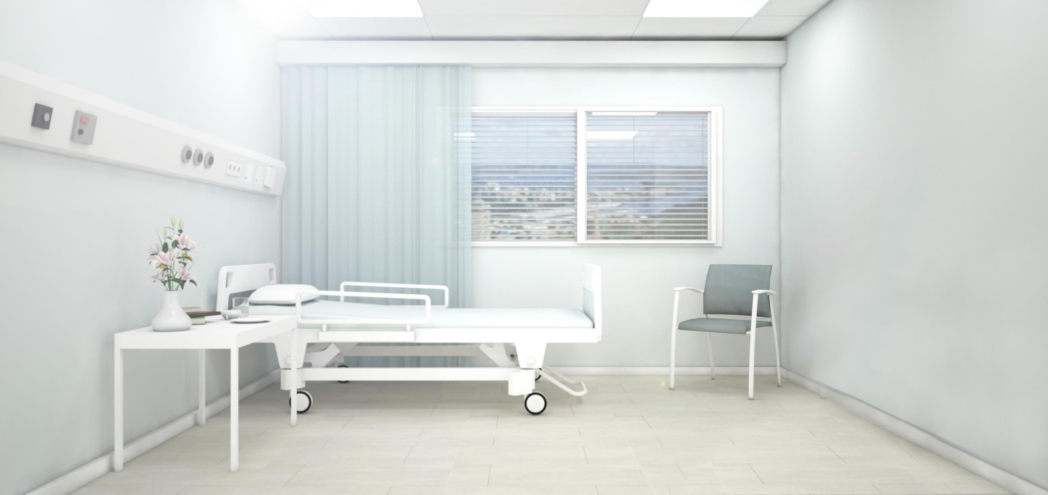 کاربرد فیلتر هوا در بیمارستانها