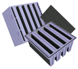 فیلتر هوا کربن اکتیو