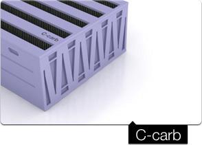 فیلتر کربن اکتیو C-carb